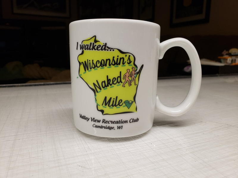 Imprinted Mug Racine Wisconsin