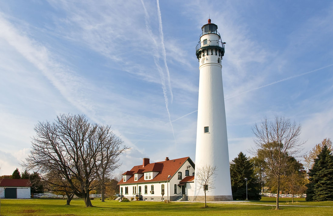 City of Racine Lighthouse Signs Permit